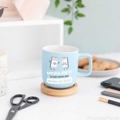 Taza Mr.Wonderful Una dis sin ti es más triste