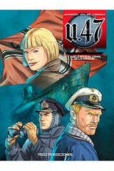 U 47 vol. 7. Duelo bajo el Canal de la Mancha