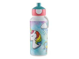 Botella Mepal Pop-Up Campus Unicorni 400 ml