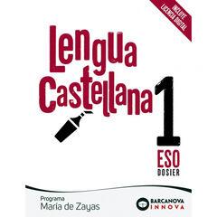 Castellà/María de Zayas ESO 1 Barcanova Text 9788448950491