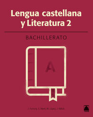 LENGUA Y LITERATURA 2º BACHILLERATO Teide Text 9788430753512