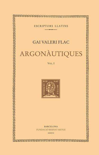 Argonàutiques, vol. I. Llibres I-III