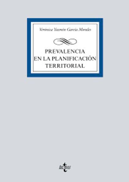 Prevalencia en la planificación territorial