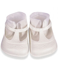 Ropa muñeco Abacus Zapatos con calcetines