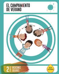 VACACIONES 2º PRIMARIA Edelvives 9788414002704