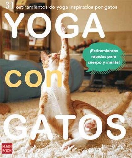 Yoga con gatos