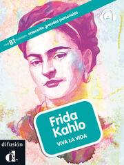 DIF GP A2 CD Frida Kahlo Difusion 9788484437369