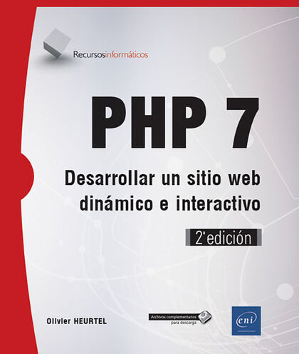 PHP 7 - Desarrolle un sitio web dinàmico