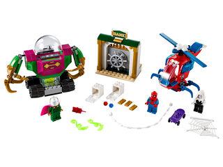 LEGO Marvel Super Heroes  Amenaza de Mysterio (76149)