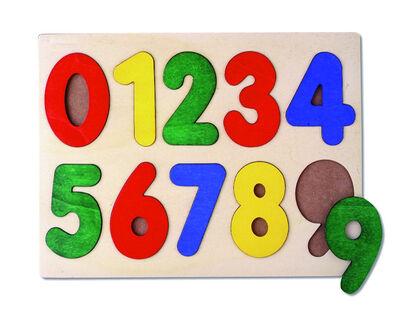 Encaje números Abacus