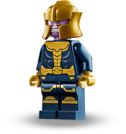 LEGO Marvel Avengers Movie 4  Armadura Robótica de Thanos (76141)