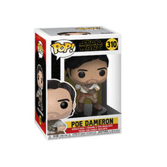 Funko POP! Star Wars Poe Dameron  Episode IX