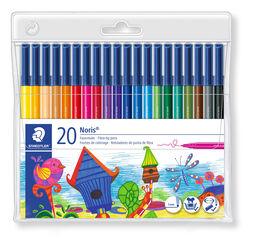 Estuchede rotuladoresStaedtler326 20 colores