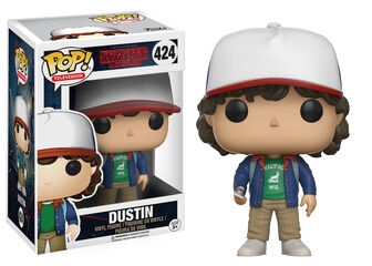 Funko POP! Stranger Things Dustin Brújula