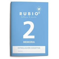 Rubio estcog 2/memoria