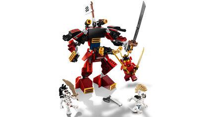 LEGO Ninjago Robot Samurai (70665)