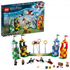 LEGO Harry Potter Partido de Quidditch (75956)