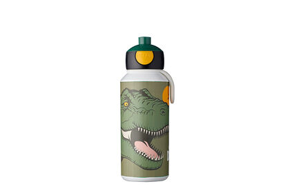 BotellaMepalPop-UpCampus Dino 400 ml