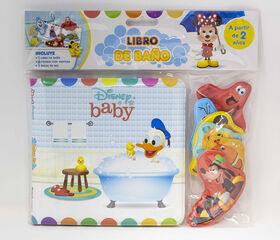 Disney Baby. Libro de baño