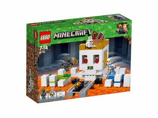 Lego Minecraft Calavera de la lucha
