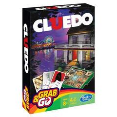 Cluedo formato viaje Hasbro