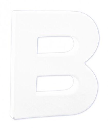 LETRA DECOPATCH  B 12x10,5x1,5cm