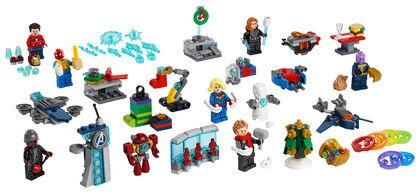 LEGO Marvel Avengers: Calendario de Adviento (76196)