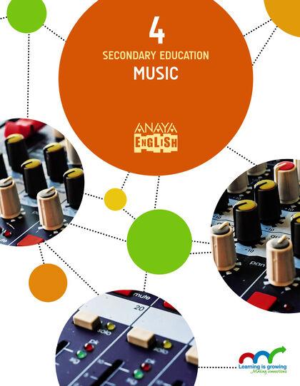 Music ESO 4 Anaya Text 9788469811412