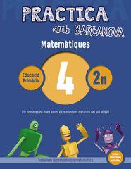 PRACTICA MATEMÀTIQUES 04 Barcanova Quaderns 9788448945534