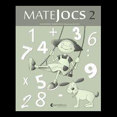 MATEJOCS 02 1r PRIMÀRIA Salvatella 9788484127611