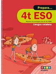 PREPARA 4ESO LLENGUA I LITERATURA 3r ESO Text 9788441230385