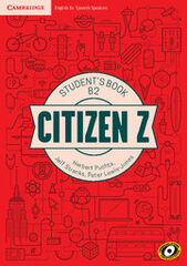 CUP Citizen Z B2 UPP-INT/SB Cambridge 9788490360835