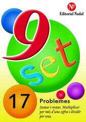 PROBLEMES 17 NOU SET Nadal 9788478870431