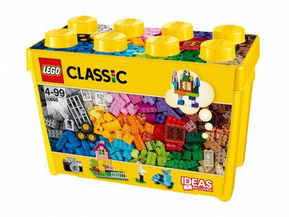 LEGO Classic Contenedor gran ladrillos (10698)