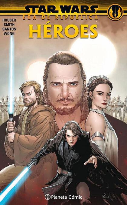 Star Wars Era De La República: Héroes