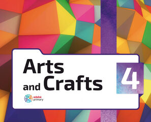 ARTS AND CRAFTS EP4 Edebé 9788468342948