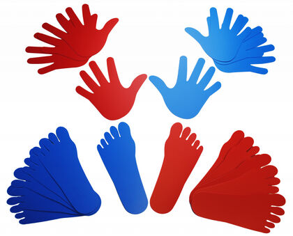 Pies y manos Henbea