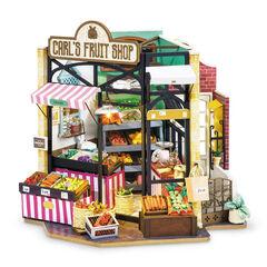 Maqueta Rolife Carl´s Fruit Shop