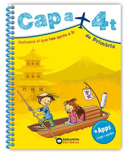 CAP A QUART DE PRIMÀRIA Barcanova Quaderns 9788448949082