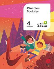 SOCIALES 4º PRIMARIA SM 9788491822301
