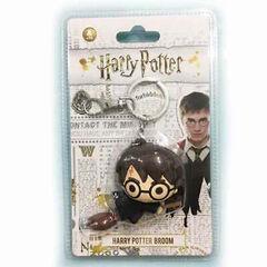 Clauer de Goma Harry Potter Broom Nimbus