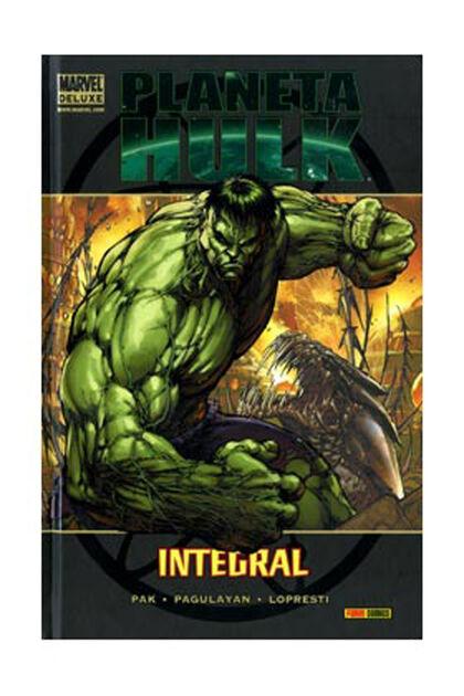 Planeta Hulk: integral