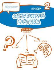 COMPRENSIÓ LECTORA 2 2n PRIMÀRIA Anaya Quaderns 9788469832073