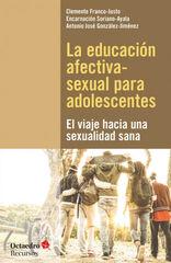 EDUCACIÓN AFECTIVA-SEXUAL PARA ADOLESCEN