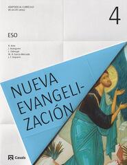 Religión/Nueva evangelización/16 ESO 4 Casals 9788421861011
