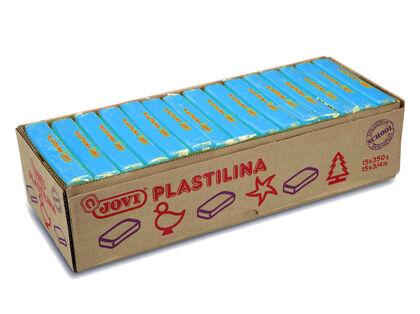 Plastelina Jovi Azul Claro 350 gr