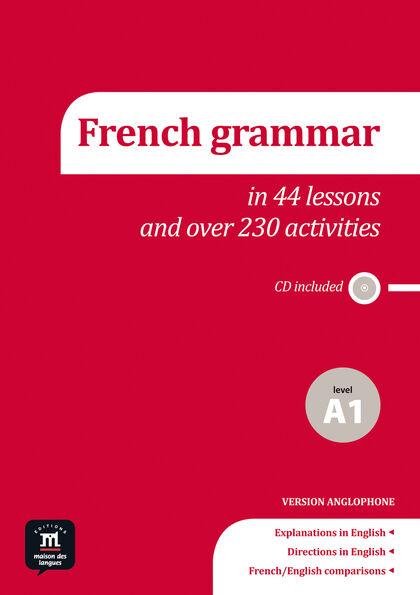 DIFF French Grammar A1/+CD Difusion 9788416057689