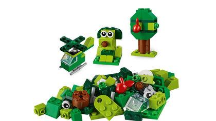 LEGO Duplo Classic Ladrillos Creativos Verdes (11007)