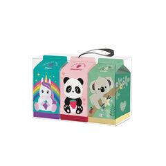 Set de Gomas Perfumadas Legami - 3 unidades