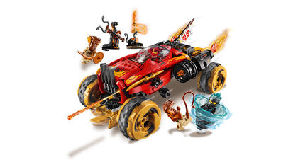 LEGO Ninjago Catana 4X4 (70675)